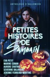 Petites histoires de Samhain; anthologie d'Halloween - Couverture - Format classique