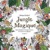 Jungle magique - Couverture - Format classique
