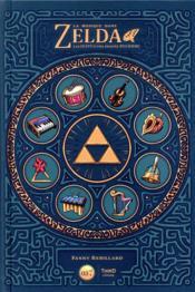 La musique dans Zelda : les clefs d'une épopée hylienne - Couverture - Format classique