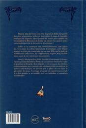 La musique dans Zelda : les clefs d'une épopée hylienne - 4ème de couverture - Format classique