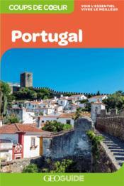 GEOguide coups de coeur ; Portugal (édition 2021) - Couverture - Format classique
