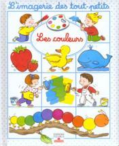 Les couleurs - Couverture - Format classique
