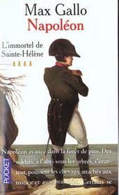 Napoléon t.4 ; l'immortel de Sainte Hélène - Intérieur - Format classique