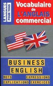 Vocabulaire De L'Anglais Commercial - Intérieur - Format classique