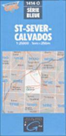 St-Sever ; Calvados - Intérieur - Format classique
