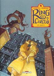 Ring circus t.3 ; les amants - Intérieur - Format classique