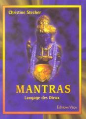 Mantras - Couverture - Format classique
