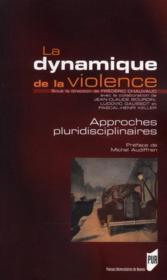 La dynamique de la violence ; approches pluridisciplinaires - Couverture - Format classique