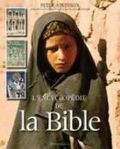 L'encyclopedie de la Bible - Couverture - Format classique