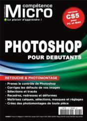 Photoshop pour les débutants - Couverture - Format classique