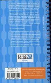 Formulaire de résistance de matériaux t.5 - 4ème de couverture - Format classique