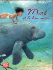 Maé et le lamantin - Couverture - Format classique