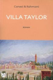 Villa Taylor - Couverture - Format classique