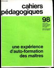 Une Experience D'Auto-Formation Des Miatres - N° (Mars 1971) De