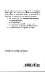 Commentaire sur l'oeuvre philosophique au programme des prépas scientifiques ; 1re et 2e années - 4ème de couverture - Format classique