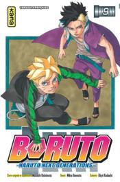 Boruto - Naruto next generations T.9 - Couverture - Format classique