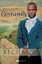 Recherche : gentleman - Couverture - Format classique