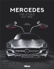 Mercedes, une étoile est née - Couverture - Format classique