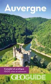 GEOguide ; Auvergne - Couverture - Format classique