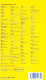 Lettres persanes, de Montesquieu - 4ème de couverture - Format classique