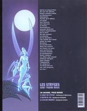 Le clan des chimères t.2 ; le bûcher - 4ème de couverture - Format classique