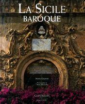 La Sicile baroque - Intérieur - Format classique