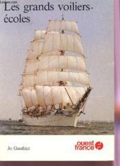 Les grands voiliers ; écoles - Couverture - Format classique