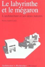 Labyrinthe et le megaron (n43) - Intérieur - Format classique