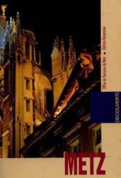 Metz Decouverte - Fr - Couverture - Format classique