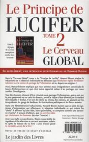 Le principe de lucifer t.2 ; le cerveau global - 4ème de couverture - Format classique