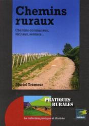 Chemins ruraux - Couverture - Format classique