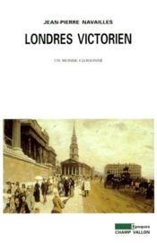 Londres Victorien - Couverture - Format classique