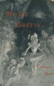 Musee Grevin Catalogue Illustre - Couverture - Format classique