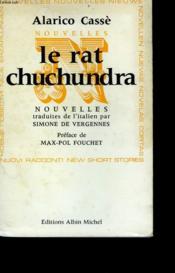 Le Rat Chuchundra. - Couverture - Format classique