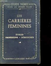 Les Carrieres Feminines - Couverture - Format classique