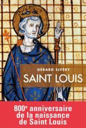 Saint Louis - Couverture - Format classique