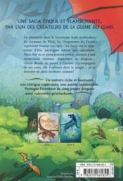 Les royaumes de feu T.3 ; au coeur de la jungle - 4ème de couverture - Format classique