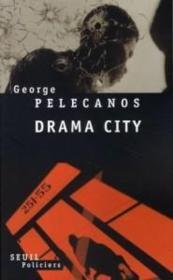 Drama city - Couverture - Format classique