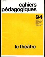 Le Theatre - N°94 (Novembre 1970) De