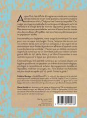 Tendre vers la sobriété numérique - 4ème de couverture - Format classique