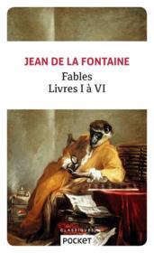 Fables livres i a vi - Couverture - Format classique