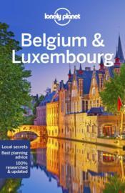 Belgium & Luxembourg (7e édition) - Couverture - Format classique