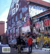 Street art - 4ème de couverture - Format classique