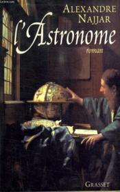 L'astronome - Couverture - Format classique