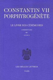 Livre cérémonies t.2 ; livres 47 à 92 - Intérieur - Format classique
