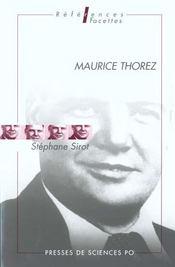 Maurice Thorez - Intérieur - Format classique