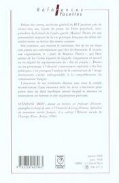 Maurice Thorez - 4ème de couverture - Format classique