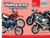 Rmt 135.1 Honda Cg125 Xr 125l Yamaha Fz6n Fz6s Fazer - Couverture - Format classique