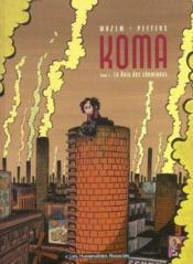 Koma T01 - Couverture - Format classique