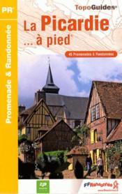 Picardie a pied 2008 - 02-60-80 - pr - re12 - Couverture - Format classique